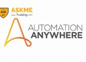 Automation anywhere training in noida