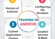 Android certification training in noida   android