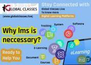 Global classes | lms software | online live classe