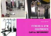 Imported gym and fitness equipments manufacturer