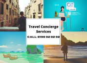 Members exclusive travel concierge