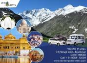 Tempo traveller hire in delhi/ncr.