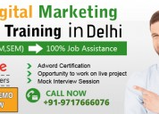 Digital marketing course in laxmi nagar delhi