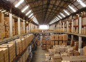 Lacking a storage and warehousing space?