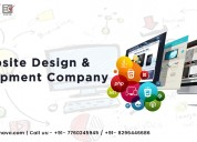 website design & development company in bangalore
