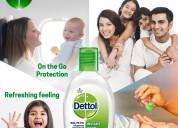 Buy dettol hand sanitizer 50ml