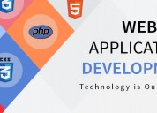 Web application development companys in bangalore