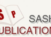 Sashi publications pvt ltd