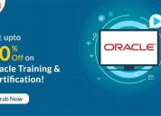 Are you searching best oracle training institute?
