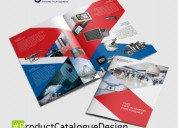 Product catalogue design to stand out and take you