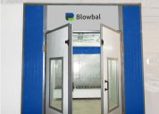 Vehicle spray booth manufacturers