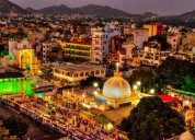 Same day jaipur to ajmer tour