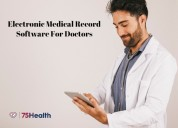 Electronic medical records - 75health