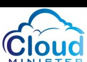 Web hosting and server management services