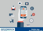 Android app development company - infotrench