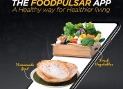 Foodpulsar - hyperlocal food marketplace