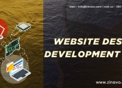 Website design & development companys in bangalore