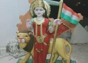 Bharat mata marble statue | chetanmurtiarts.online