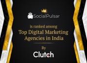 Best digital marketing company - socialpulsar