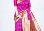 Buy varieties of fancy sarees online