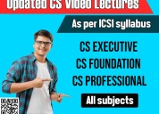 Cs courses ( company secretary course)