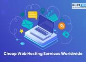 Hostmileage - get affordable web hosting services worldwide