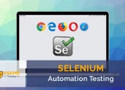 Selenium training with java in noida