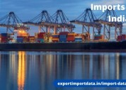 Trusted imports data india online