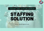 Serving staffing solutions in all circumstances