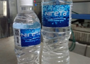 Channel partner for distribution of bottled water