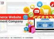 Ecommerce website development company in bangalor