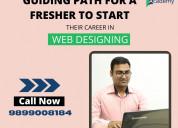 Best web designing course institute noida sec 34