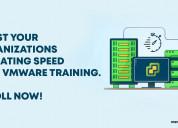 Vmware live online training