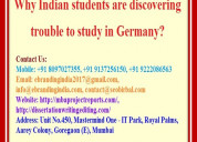 Why indian students are discovering