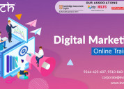 Online digital marketing course | 100% assistance