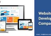 Website development companys in bangalore