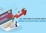 Odoo accounting : features and customizations,odoo