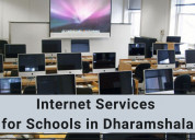 Internet services for schools, and colleges in dha