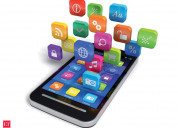 Providing mobile apps development services