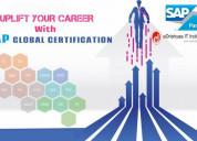 Sap global certification