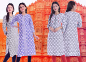 Buy women designer kurti in jaipur