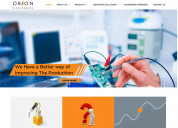 Contact welding automation system provider in indi