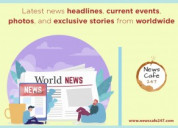 International travel information | current travel