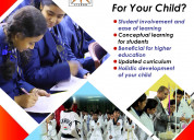 Choose the cbse school admission in howrah