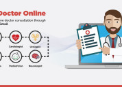 Online doctor consultation vims