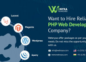 Php development services - get exclusive offer tod