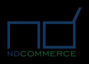 Ecommerce management services - nd commerce