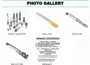 Cnc thrading tools