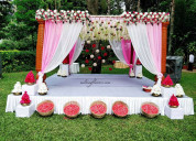 Flower decoration mysore, wedding decoration mysor