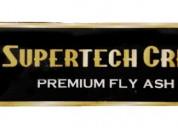 Supertech creations – top fly ash bricks supplier
